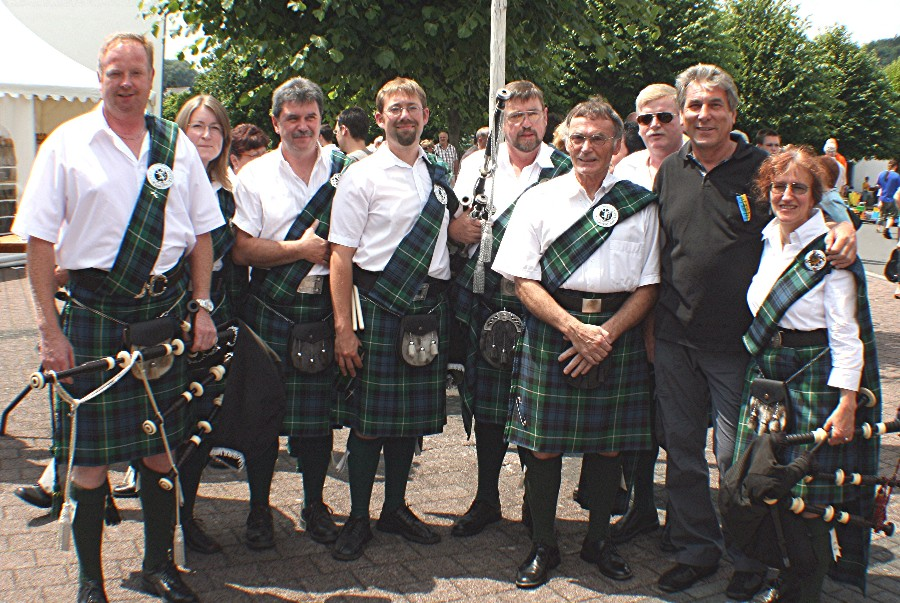 Pipers und Kevin